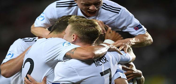 ألمانيا بطلة أوروبا للشباب وتحرم إسبانيا من معادلة رقم إيطاليا