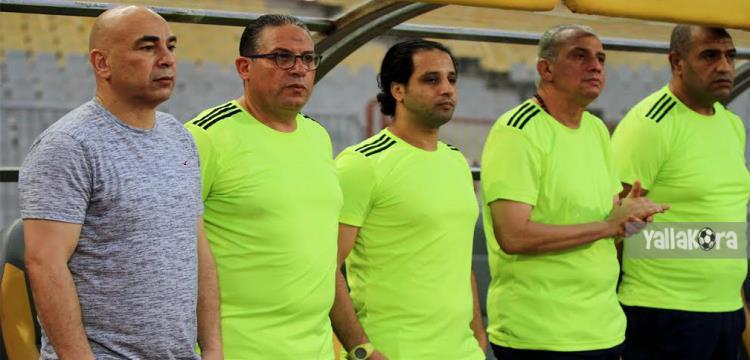 رئيس المصري عن أنباء تولي حسام حسن تدريب الزمالك: عيب - ياللاكورة