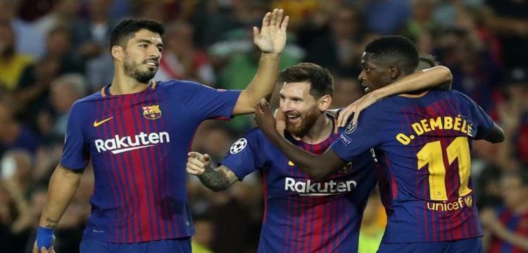 دي بور: برشلونة لا يلعب بشكل جيد ولكن - ياللاكورة