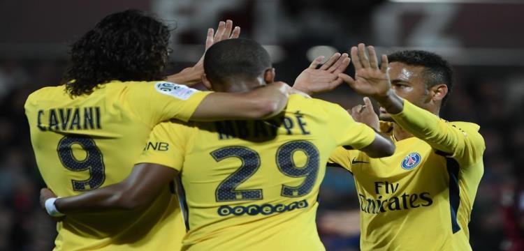باريس سان جيرمان مهدد بالإقصاء من دوري الأبطال  - ياللاكورة