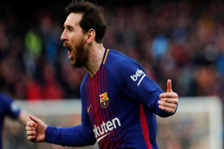 ميسي خارج قائمة برشلونة في مواجهة ليونيسا بكأس ملك إسبانيا