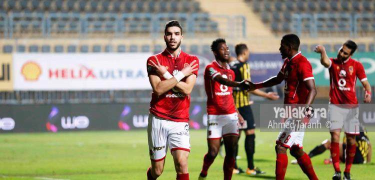 كلاكيت ثاني مرة.. الأهلي 0-0 المقاولون العرب - ياللاكورة