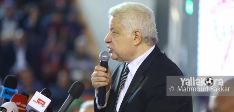 مرتضى منصور: لن انكسر.. وأمتلك تسجيلات ستهز مصر  - ياللاكورة