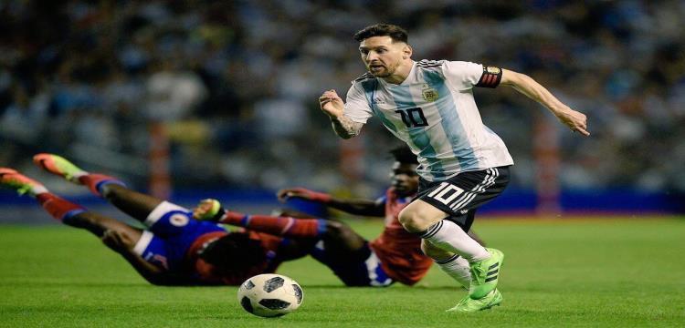 ميسي: الجمهور الأرجنتيني لم يقدر ما فعلناه.. وأرشح بلجيكا للفوز بالمونديال