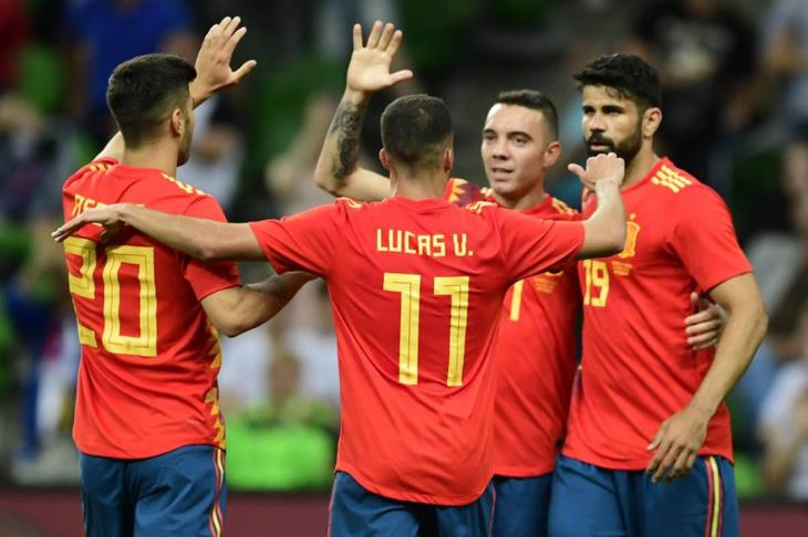ألف تمريرة.. لم تشفع لإسبانيا أمام روسيا