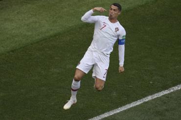 تاباريز عن رونالدو: لن يسجل الأهداف وحده