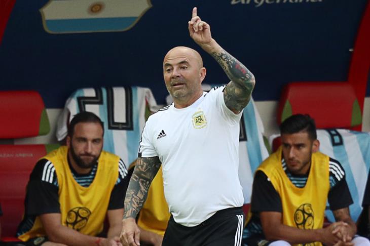 سامباولي يراهن على الاستمرار مدربا للأرجنتين رغم الإخفاق في المونديال