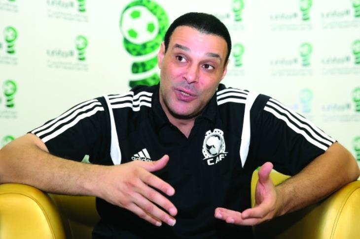 عبدالفتاح: هدف الأهلي في الإسماعيلي