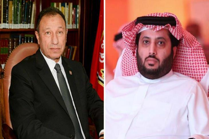 تركي آل الشيخ: سأتنازل عن كل القضايا التي تخص الأهلي أو الخطيب