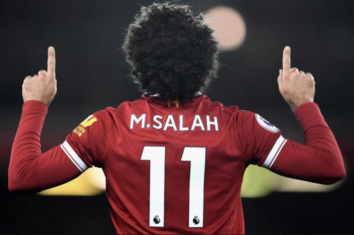 أفضل لاعب في أوروبا.. صلاح أول