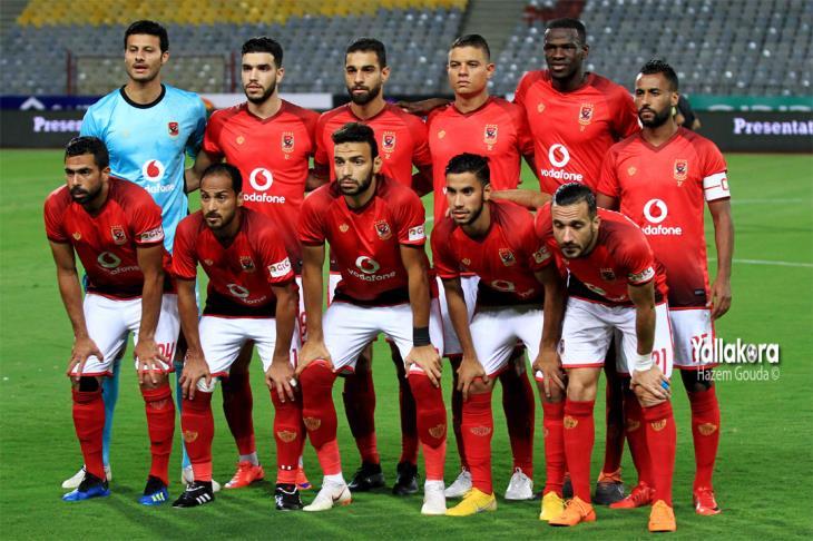 كارتيرون يُعلن قائمة الأهلي للبطولة العربية