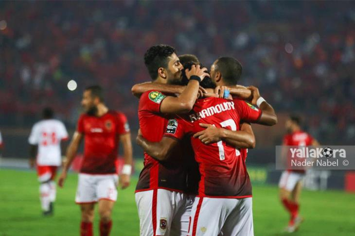 الأهلي يشكر اتحاد الكرة ويوافق على اسناد مباراة الاتحاد لحكم مصري