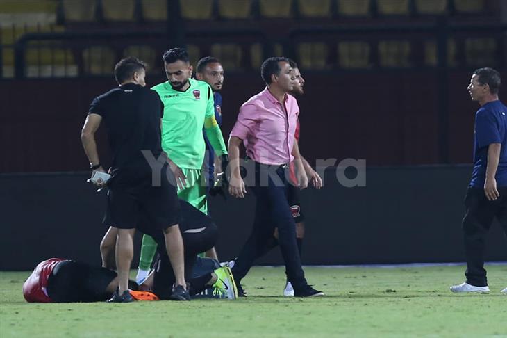 مدرب نادي مصر: قولت للاعبين