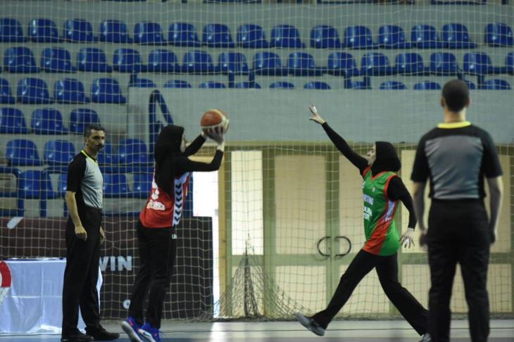 كرة سلة.. سيدات سبورتنج تهزم الأهلي وتحصد كأس مصر