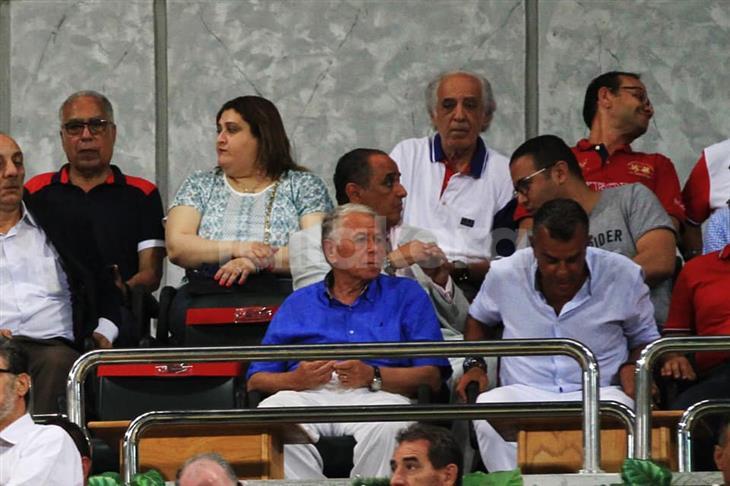 حسن حمدي يؤازر الأهلي أمام بيراميدز في كأس مصر