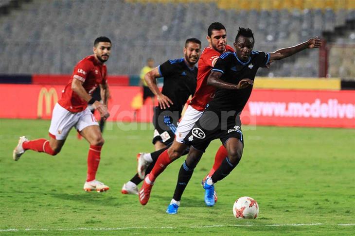 بيراميدز يواصل عادة إسقاط الأهلي ويقصيه من كأس مصر