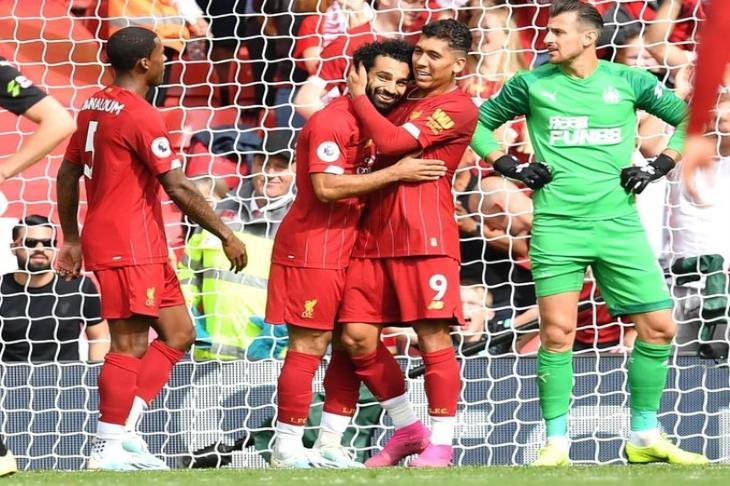 التشكيل المتوقع لمعركة ليفربول ضد نابولي بدوري أبطال أوروبا