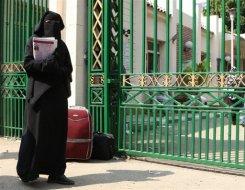 القضاء يجيز للمنتقبات دخول المدينة الجامعية بعين شمس Photo_1255434753920-1-1