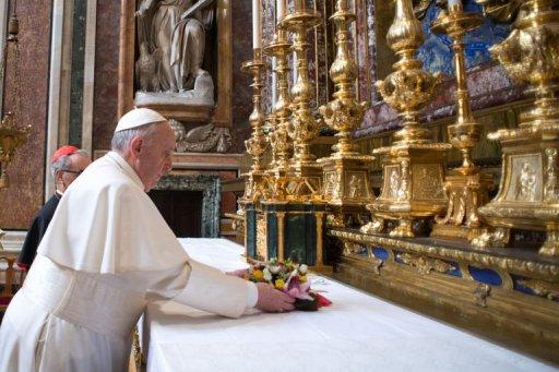 ساعة سجود مع البابا