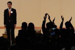 انتخاب لونغ يينغ المقرب بكين رئيسا للسلطة التنفيذية هونغ كونغ
