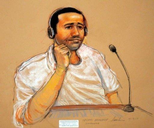 المتهم بالاعتداء على المدمرة كول يشتكي من سوء معاملته في غوانتانامو