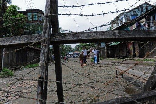 اعمال عنف توقع عشرين قتيلا في غرب بورما والامم المتحدة تحقق