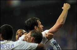 بطولة اسبانيا: ريال مدريد يحتفل بلقبه بفوز عريض على برشلونة وفياريال يضمن المركز الثاني SGE.RMY91.080508082734.photo00.quicklook.default-245x162