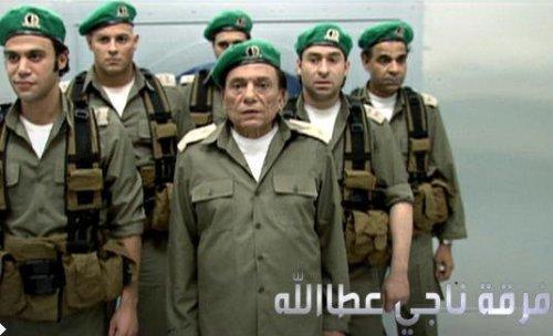 احداث قصة مسلسل فرقة ناجي عطا الله بطولة عادل امام - مسلسلات رمضان 2012