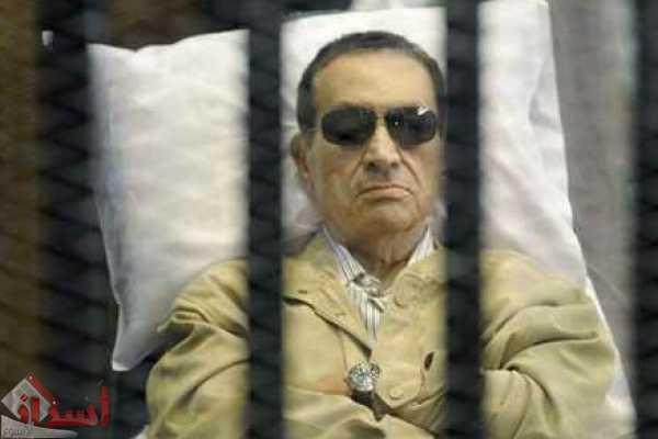 مبارك: المشير خدعني و'مصر باعتني