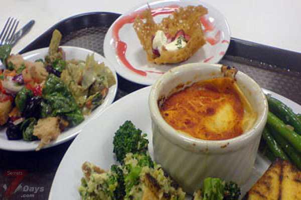 دراسة إضافة الروائح القوية للأطعمة